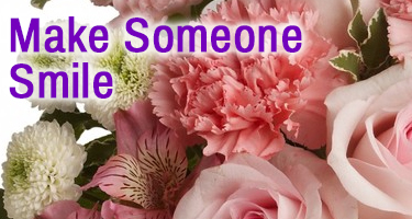 Make Someone Smile with Flowers in Nanaimo